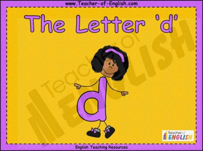 The Letter D