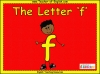 The Letter F Teaching Resources (slide 1/20)