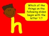 The Letter H Teaching Resources (slide 7/19)