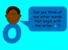 The Letter O Teaching Resources (slide 4/19)