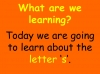 The Letter S Teaching Resources (slide 2/19)