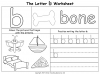 The Letter b Teaching Resources (slide 19/20)