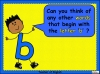 The Letter b Teaching Resources (slide 4/20)