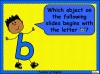 The Letter b Teaching Resources (slide 7/20)