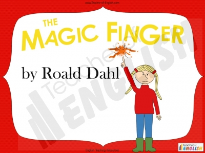 The Magic Finger (Roald Dahl)