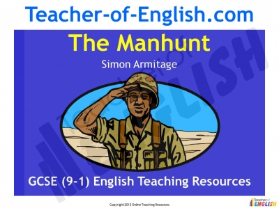 The Manhunt Teaching Resources