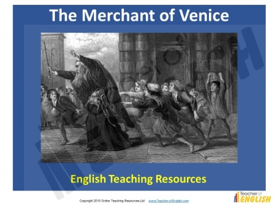 The Merchant of Venice - KS3