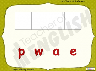The Owl and the Pussycat English teaching resource with worksheets