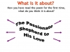 The Passionate Shepherd to His Love (slide 11/37)
