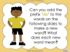 The Prefix 'dis' - Year 3 and 4 Teaching Resources (slide 14/34)