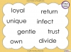 The Prefix 'dis' - Year 3 and 4 Teaching Resources (slide 20/34)