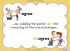 The Prefix 'dis' - Year 3 and 4 Teaching Resources (slide 7/34)