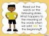 The Prefix 'dis' - Year 3 and 4 Teaching Resources (slide 8/34)