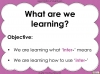 The Prefix 'inter-' - Year 3 and 4 Teaching Resources (slide 2/24)