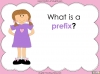 The Prefix 're-' - Year 3 and 4 Teaching Resources (slide 3/24)