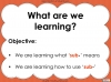 The Prefix 'sub-' - Year 3 and 4 Teaching Resources (slide 2/24)