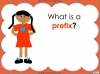 The Prefix 'sub-' - Year 3 and 4 Teaching Resources (slide 3/24)