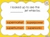 The Prefix 'super-' - Year 3 and 4 Teaching Resources (slide 13/23)