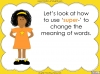 The Prefix 'super-' - Year 3 and 4 Teaching Resources (slide 9/23)