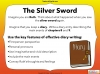 The Silver Sword by Ian Serraillier (slide 89/147)