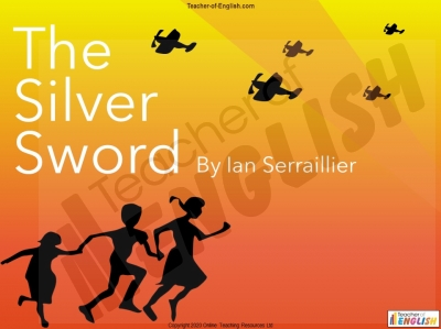 The Silver Sword by Ian Serraillier