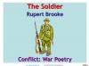 The Soldier Rupert Brooke