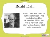 The Twits by Roald Dahl Teaching Resources (slide 11/88)
