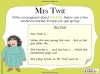The Twits by Roald Dahl Teaching Resources (slide 28/88)