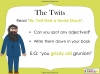 The Twits by Roald Dahl Teaching Resources (slide 47/88)