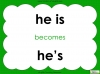 The Verb 'To be' (slide 36/54)