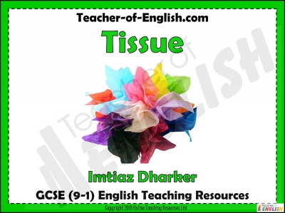 Tissue by Imtiaz Dharker