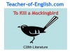 To Kill a Mockingbird (KS3) Teaching Resources (slide 1/229)