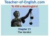 To Kill a Mockingbird (KS3) Teaching Resources (slide 169/229)