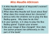 To Kill a Mockingbird (KS3) Teaching Resources (slide 80/229)
