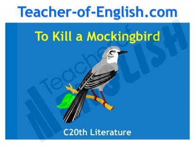 To Kill a Mockingbird (KS3) Teaching Resources