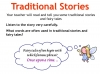 Traditional Stories (slide 6/65)