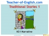 Traditional Tales free sample (slide 2/10)