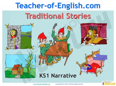 Traditional Tales free sample