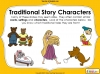 Traditional Tales Teaching Resources (slide 20/74)