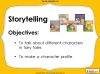 Traditional Tales Teaching Resources (slide 29/74)