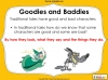 Traditional Tales Teaching Resources (slide 33/74)