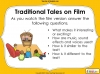 Traditional Tales Teaching Resources (slide 46/74)