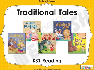 Traditional Tales Teaching Resources