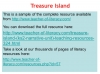 Treasure Island (sample) (slide 13/13)
