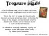 Treasure Island (sample) (slide 2/13)