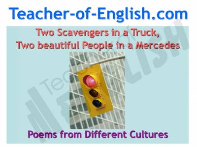 Two Scavengers in a Truck