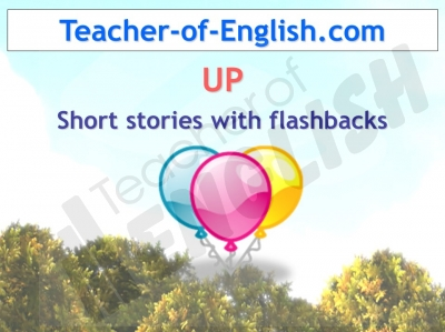 UP - Short Stories with Flashbacks