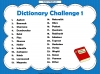 Using a Dictionary Teaching Resources (slide 6/11)