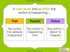 Verb Tenses (slide 6/62)