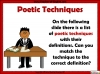 WJEC Comparing Unseen Poetry (slide 27/53)